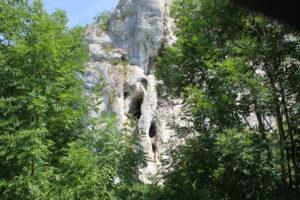 Hoehle Rechtenstein an der Donau